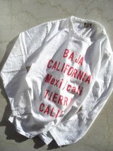 最終!《SALE》40%OFF!!【u.m.i】BAJA CALIFORNIAL/S