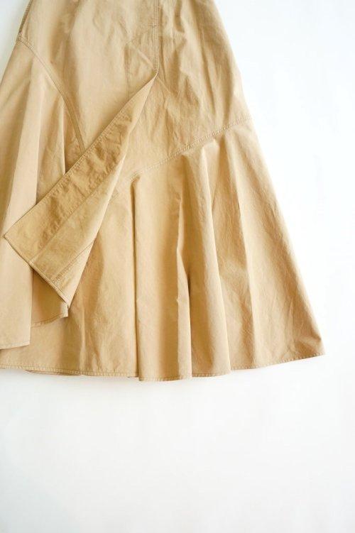 他の写真2: 【MOOLA KALAH(モーラ カーラ)】ウォッシュドマキシスカート