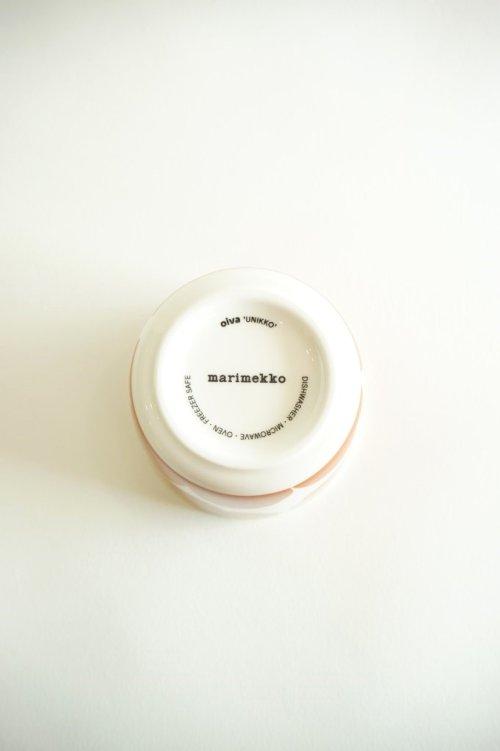 他の写真1: 【marimekko(マリメッコ)】Unikko コーヒーカップセット(ハンドルなし)